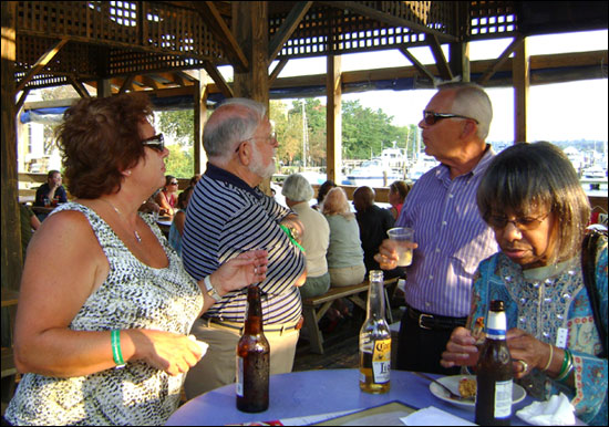 Happy Hour – August 24, 2011 – Nicks Fishhouse
